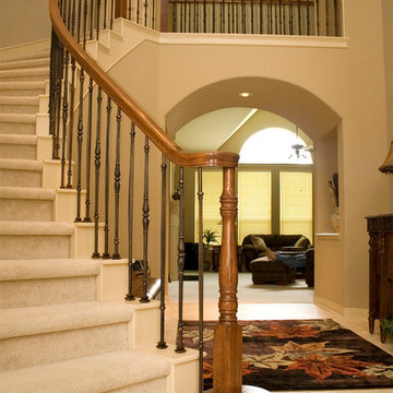 Monte Carlo Series Balusters