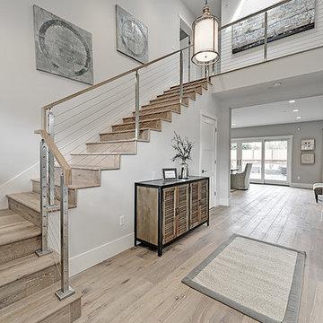 Monte Sereno Transitional New Home Build