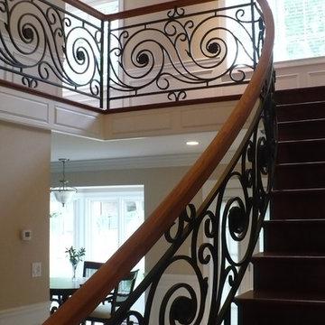 Monumental Stairways