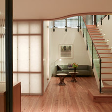 Modern Staircase by SPG Architects