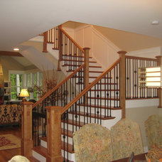 Staircase by SAS Builders LLC
