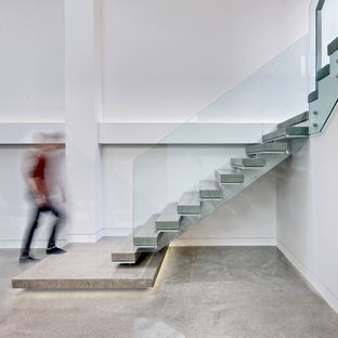 Mount Pleasant House - Basement Stairs