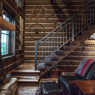 Mountain Transitional Home
