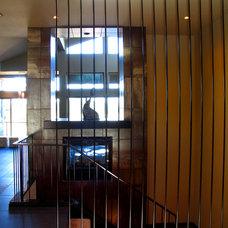 Modern Staircase by Wendy O'Brien Interior Planning & Design