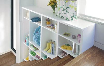 Где хранить вещи, чтобы в квартире жили вы (а не они)