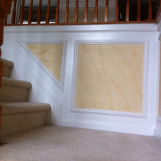 Traditional Staircase by MPS Home Improvements