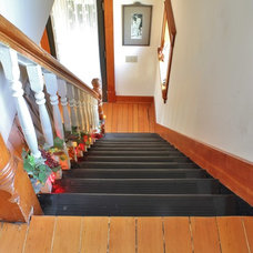 Eclectic Staircase by Kimberley Bryan