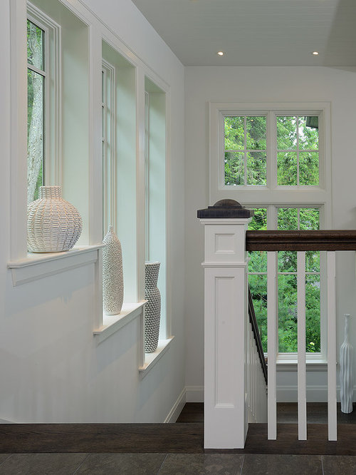 Window In Stairwell Houzz