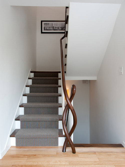Elegant Stair Railings Home Design Ideas, Pictures, Remodel and Decor