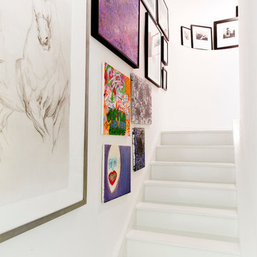 My Houzz: All Right With All-White in a Modern New Jersey Home