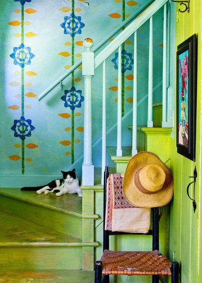 Campagne Escalier by Rikki Snyder