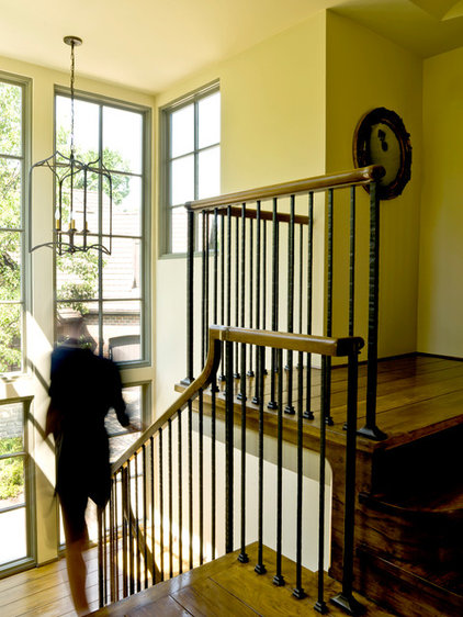 Traditional Staircase by Cynthia Lynn Photography