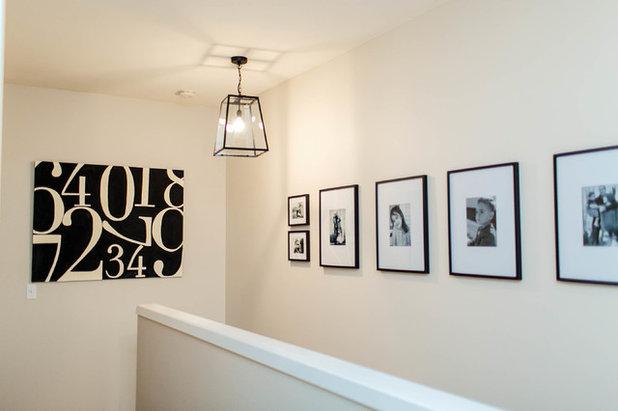 Traditional Staircase by Kaia Calhoun