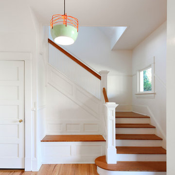 My Houzz: Japanese Modern with Vintage Wrapping in Seattle