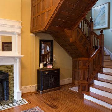 My Houzz: Meticulous Details Revive a Century Old Louisville Home