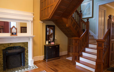 My Houzz: Attention to Detail Revives a Century-Old Louisville Home