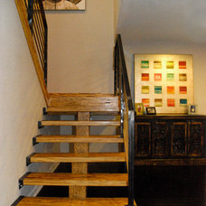 Transitional Staircase by Kara Mosher