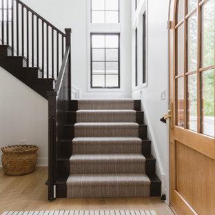 Idéer för att renovera en skandinavisk trappa