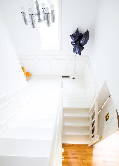 Good Scandinavian Staircase by Elaine Musiwa