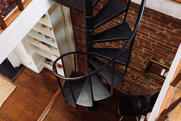 Eclectic Staircase by Hado Photo