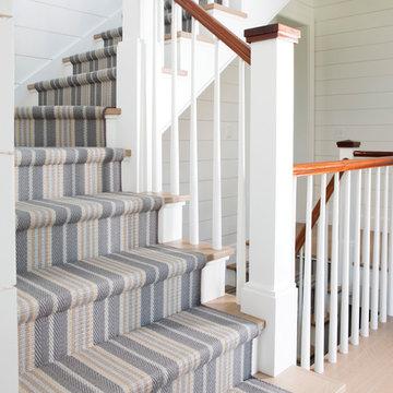 Nantucket Staircase