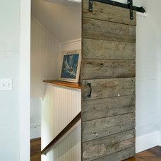 Beach Style Staircase by Stedila Design