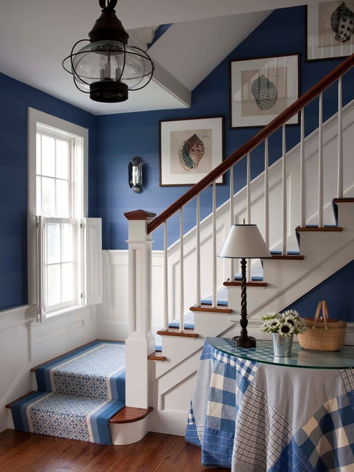 Nantucket style houzz for Nantucket style kitchen