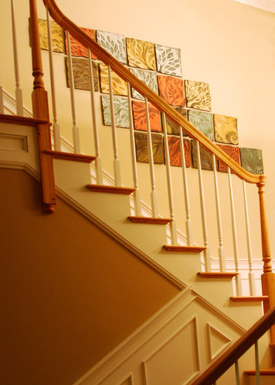 Art Rises to Staircase Challenge