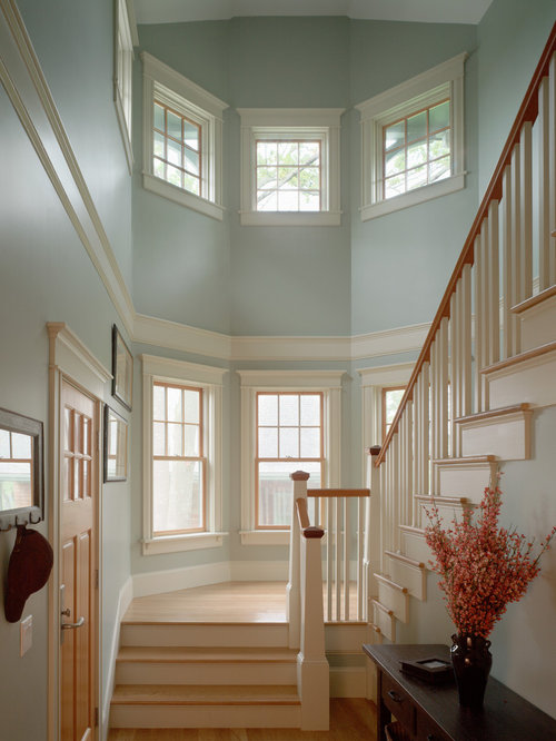 Best Craftsman Staircase Design Ideas Amp Remodel Pictures