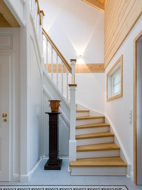 Klassische Treppen Ideen, Design & Bilder | Houzz