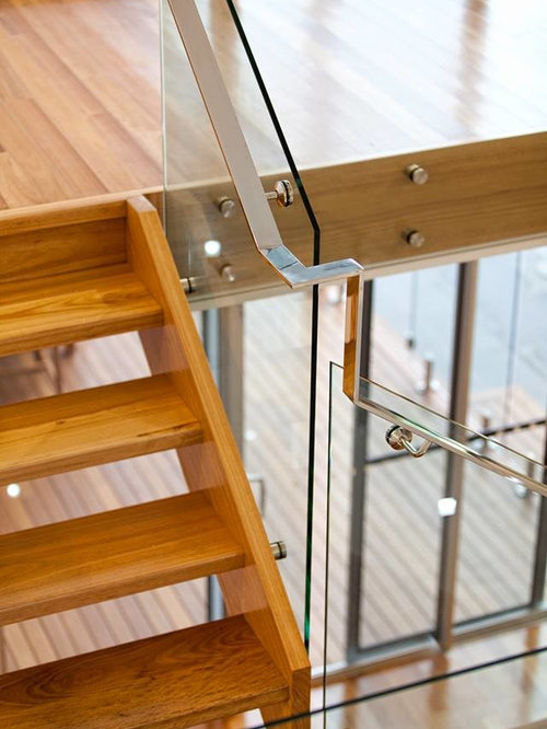 Floating Staircase Design Ideas Renovations Photos