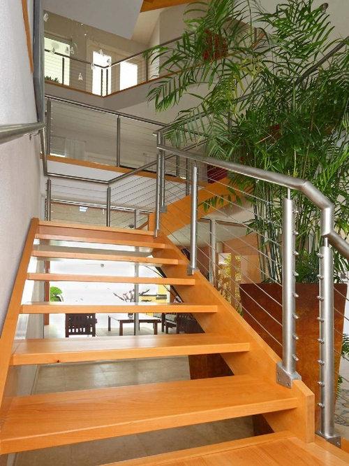 Fotos de escaleras dise os de escaleras ex ticas sin for Contrahuella escalera