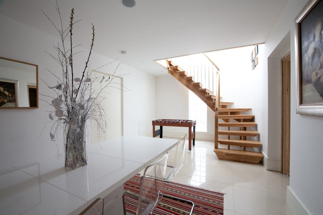 Contemporary Staircase New Malden - Surrey