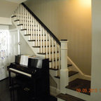 Idaho Barn Home Traditional Staircase Other By