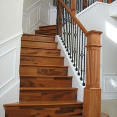Tropical Staircase by sronceconstruction,618-614-8566,