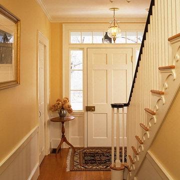 Newburyport Federal - Staircase