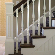 Traditional Staircase by david phillips