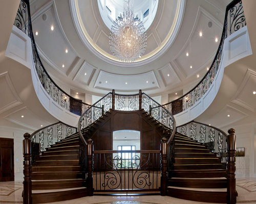 Luxury Staircase Houzz