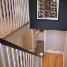 Transitional Staircase by Mike Connell