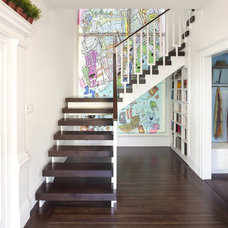 Contemporary Entry by Jeff King & Company