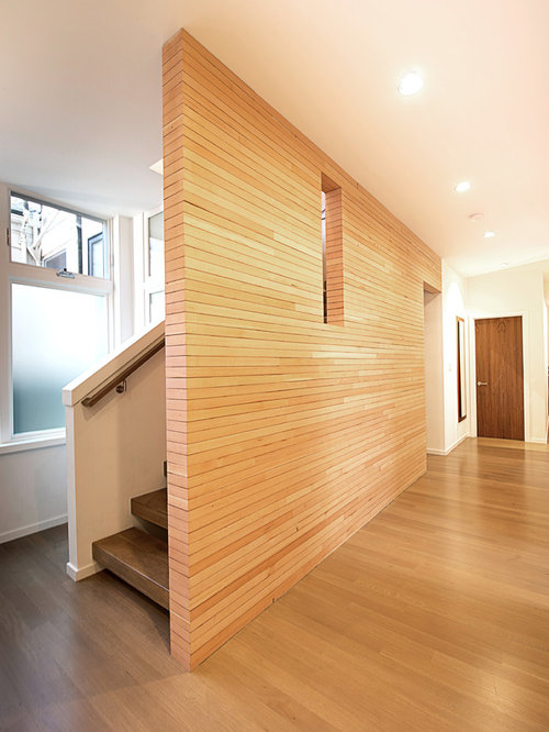 Stacked Wood Wall Ideas Pictures Remodel And Decor