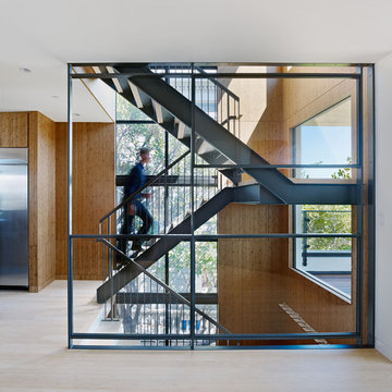 North Beach Residence - Staircase
