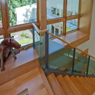 North Fork Residence - Stair