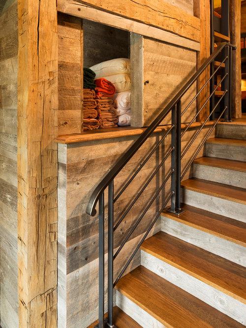 Escaleras rusticas fabulous escaleras rusticas with escaleras rusticas trendy with escaleras - Escaleras rusticas ...