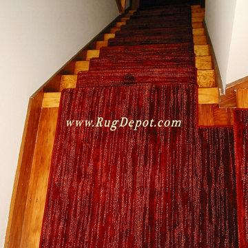 Nourison Wool Red Carpet