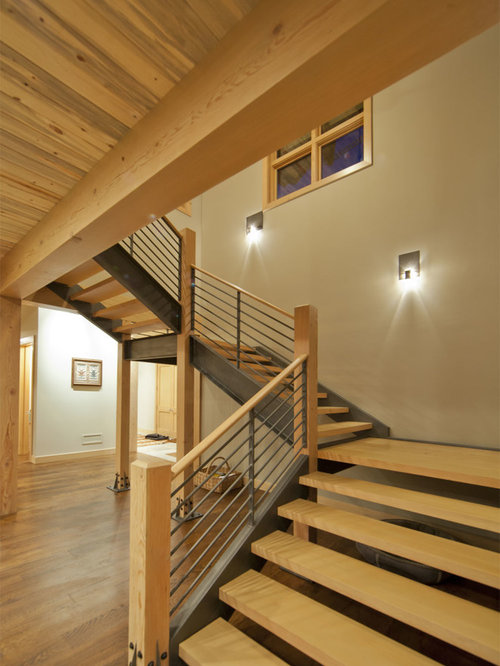 Exterior Stair Railing Ideas