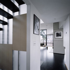 modern staircase by David Coleman / Architecture