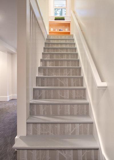 Eklektisch Treppen by Vanillawood