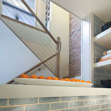 Contemporary Staircase by AMMOR Architecture LLP
