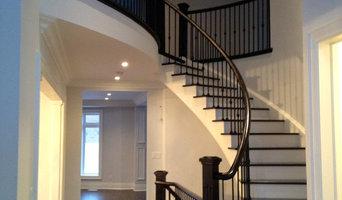 Oakville 1st Floor Contemporary Renovation